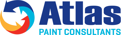 Logo Atlas paint consultants